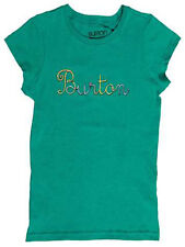 Burton Girls Hue Tee (M) Tidal Bore