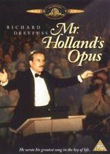 Mr Holland's Opus 1996 Music Richard Dreyfuss DVD Region 2