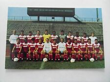1990-TORONTO BLIZZARD Soccer Team color postcard.