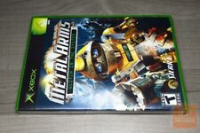 Metal Arms: Glitch in the System (Xbox 2003) SECURITY STRIP SEALED! - EX!