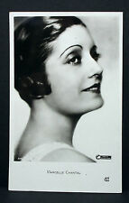 Marcelle Chantal - Movie Photo - Film Foto Autogramm-AK (Lot-H-3657