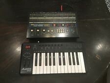 Vintage 1983 Korg EX-800 EX800 Programmable Polyphonic Synthesizer with QX25