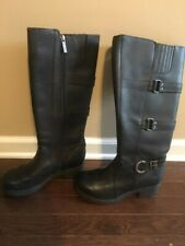 Womens Harley Davidson boots black shoes size 6.5 slightly used