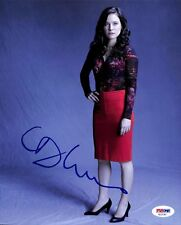 Caroline Dhavernas PSA/DNA Certified Autograph Signed 8X10 Photo