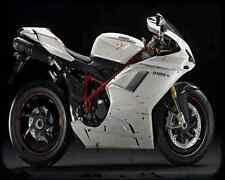Ducati 1198S 10 1 A4 Metal Sign Motorbike Vintage Aged