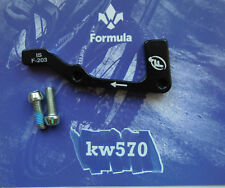 """Adattatore originale//adapter PM-PM da 7/"""" 180mm to 8/"""" 203mm FD40154-10 Formula"""