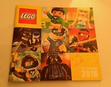 LEGO 2016 German Catalogue