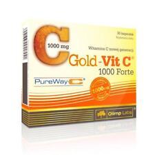 Olimp Gold-Vit C® 1000 mg Forte 30 caps Witamina C Vitamin C 1000mg