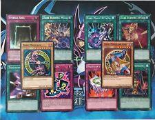 Dark Magician 10 Card Set [LDK2-ENY] Eternal Souls, Dark Magician Girl, YuGiOh