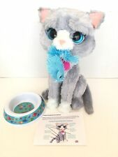 FurReal Friends Bootsie Interactive Kitty Cat Hasbro Plush Toy Works Great!