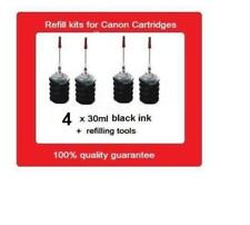 4x refill kits for HP564XL & HP564 black cartridges for C310,C5324 Easy To Refil