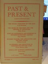Past & Present: A Journal of Historical Studies - Number 55 - May 1972