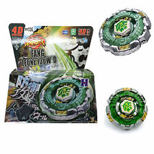 BB106 Fang Leone Beyblade 4D Top Metal Fusion Fight Master Launcher Set Toys New