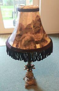 Croscill Chambord Lamp Shade Custom made Excellent Condition
