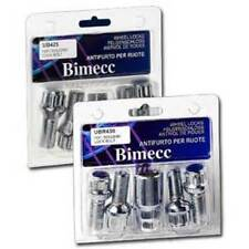 BIMECC Peugeot Locking Wheel Bolts Thread Length 40mm M12x1.25 60D Tapered