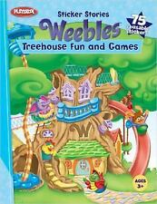 Treehouse Fun and Games (Weebles), , 0448439727, Book, Acceptable