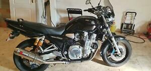 2004 Yamaha XJR1300 XJR1300 A Very Nice Example Only 19k With Extras Tourer Petr