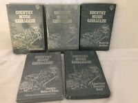 Lot of 5 Country Music Cavalcade Two Set 8 Track Tapes Nashville Graffitti Hank