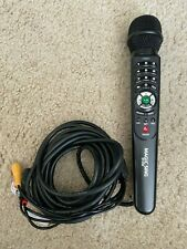 Magic Sing ET25K Karaoke Wired Mic Microphone MINT CONDITION!