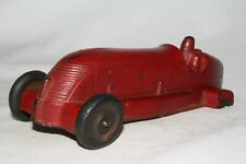 Auburn Rubber 1940's Open Wheel Race Car, Original