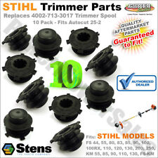 STIHL 4002-713-3017 (10 Pack) Aftermarket Trimmer head spools for Auto-cut 25-2