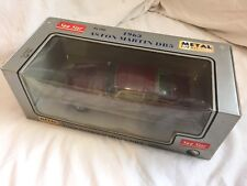 SUN STAR 1:18 1963 ASTON MARTIN DB5 Die-Cast Mint in Boxed NEW burgundy NIB 1002