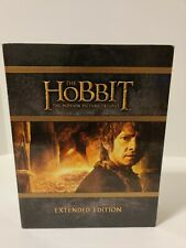The Hobbit Trilogy Extended Editions - Blu-ray Box Set
