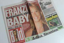 BILDzeitung 28.06.2006 Juni 28.6.2006 Geschenk 14. 15. 16. 17. Geburtstag