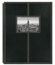 "Pioneer Photo Albums 4x6"" 300 Pocket Sewn Leatherette Frame Cover 5Ps-300 Black"