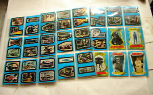 vintage original ESB Series 2 Topps trading card sticker set VVG NM  721