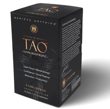 TAO World's Most Powerful Nootropic for Cognitive Enhancement (formerly DaVinci)