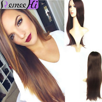 """soft weft 3/4 Half Wig 100% remy human hair 16""""-24"""" 160g-240g wholesale price"""