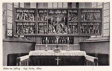 AK Uslar ngl. Ev. Kirche Altar Northeim