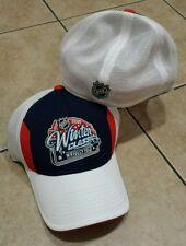 NHL 2009 Winter Classic Logo Chicago vs Detroit Wrigley Field Hat Cap NEW Reebok