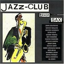 Jazz-Club-Tenor Sax (Verve, 1989) Lester Young, Don Byas/Ben Webster, Dex.. [CD]
