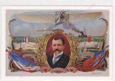 CPM REPRODUCTION AFFICHE Louis Blériot la  première traversée aérienne Manche