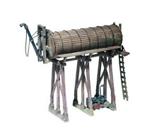 BRANCH LINE WATER TOWER HO-KIT UNFINISHED DETAILED METAL CASTINGS - EASY  & FUN!