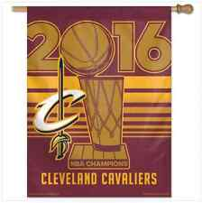 "World Champions Cleveland Cavaliers World Champions Vertical Flag 27"" x 37"""