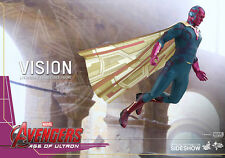 1/6 Avengers Age of Ultron Vision Movie Masterpiece Hot Toys Used