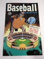 Baseball Comics #2 America's National Pastime Stories Connie Mack Ty Cobb