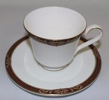 Royal Doulton TENNYSON Footed Cup & Saucer Set H5249
