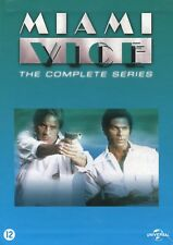 Miami Vice : The Complete Series (32 DVD's)