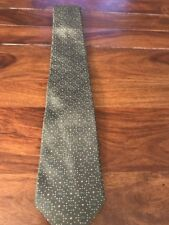 Men's Marc Jacobs Green Printed Neck Tie