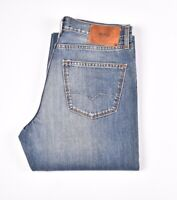 29066 HUGO BOSS HB2 Orange Label Blau Herren Jeans IN Größe 31/34