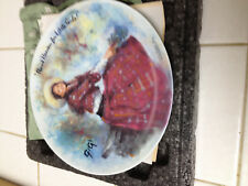 Decorative Plates Gigi Thank Heaven For Little Girls France Collectable 934