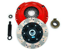 KUPP DUAL-FRICTION CLUTCH KIT for JDM 93-95 HONDA CIVIC COUPE DOHC VTEC 1.6L