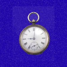 Victoriano Plata Constatin Mathey Tissot Lepine Kw Cuello Colgante Fob Watch 1879