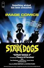 STRAY DOGS #4 CVR B HORROR MOVIE VARIANT FORSTNER & FLEECS (19/05/2021)