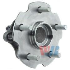 Wheel Bearing and Hub Assembly-FWD Rear WJB WA512372