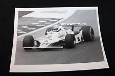 Photo Fly Saudia Williams Ford FW06 1980 #27 Alan Jones (AUS) type 5